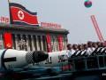 В КНДР обнаружили тайную базу баллистических ракет