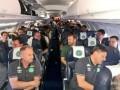 Появилось последнее видео из самолета, разбившегося в Колумбии