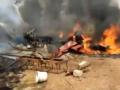 В небе Индии столкнулись два военных самолета
