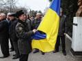 В Севастополе курсанты Нахимова снимали флаг Украины со слезами на глазах