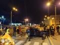 В Харькове два человека погибли в результате ДТП с полицейским
