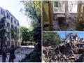Красногоровка после Градов: 8 раненых жителей, больница наполовину разрушена