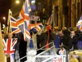 Протесты юнионистов в Белфасте: в результате столкновения пострадали более десяти полицейских