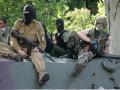 В Артемовске вооруженные люди ограбили окружком (видео)