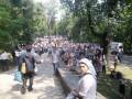 Нацполиция: на Владимирской горке собралось 4,5 тыс человек