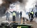 Протесты в Париже: более 50 задержанных