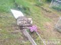 В Полтавской области ученики 1-4 классов разгромили более 20 могил