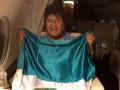 Экс-президент Боливии Моралес улетел в Мексику