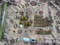 В Днепропетровской области в куче мусора нашли гранатомет