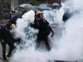 Протесты в Гонконге: задержаны десятки студентов