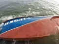 Найден владелец затонувшего в Затоке катера Иволга - Сакварелидзе