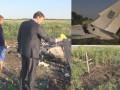 Цареву показали место крушения Ан-26 и могилу летчиков (видео)