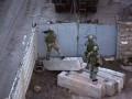 Штурм украинских военных в Симферополе: ФОТО снайперов
