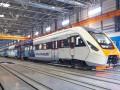 Новый украинский дизель-поезд прошел испытания