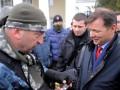 Олега Ляшко задержали в Симферополе и не выпускают
