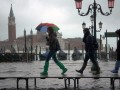 В Венеции начались протесты против круизных лайнеров