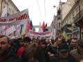 Около 10 тысяч жителей Черновцов принимают участие в акции Вставай, Украина!