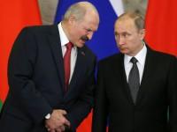 Лукашенко и Путин обсудили украинскую тематику