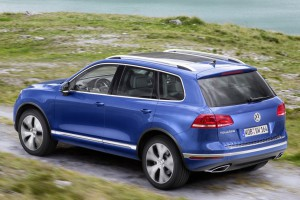 � ������� ������ ��������� ����� Volkswagen Touareg (����)