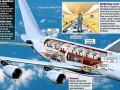 Самолет принца: Турецкая баня и концертный зал на борту