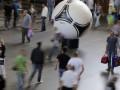 Во время финального матча Евро-2012 в Киеве было совершено семь краж