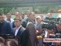 Жители Николаева остановили кортеж Зеленского