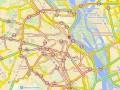 В Киеве образовалась рекордная пробка длиной в 21 км