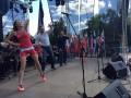 Кличко станцевал на открытии Дня Европы в Киеве