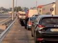 На границе Украины с Румынией и Венгрией застряли сотни авто