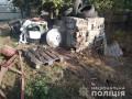 На Харьковщине мужчина пытался разобрать снаряд и погиб от взрыва