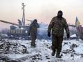 Карта АТО: двое украинских военных получили ранения