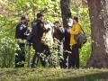 В Киеве жестко задержали журналиста