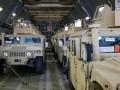 Украина получит новую партию броневиков из США