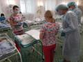 Омбудсмен проверила условия содержания малышей от суррогатных матерей