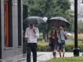 Погода на выходные: идут холода с дождями