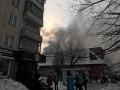 В Кемерово горит крупный торговый центр, много погибших