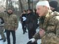 В Запорожье АТОшники подрались с полицией
