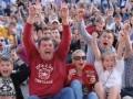Киевскую фан-зону посетили 2,2 млн болельщиков