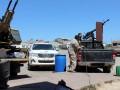 Войска правительства Ливии оттеснили армию Хафтара