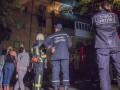 В Киеве сгорела дотла однокомнатная квартира