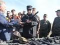 Турчинов: Постепенно переходим на современное украинское оружие