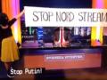 В поддержку Украины Pussy Riot устроили дерзкую акцию на шведском ТВ