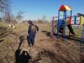 В Киеве на детской площадке нашли мины