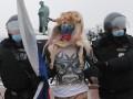 В России задержаны более двух тысяч протестующих