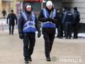 Киевлян в праздник охраняет тысяча полицейских и нацгвардейцев