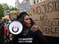 Во время протестов в Лондоне 23 полицейских получили ранения