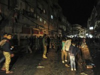 При атаке смертника в сирийском Дамаске погибли 44 человека