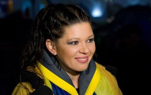 Руслана пострадала от действий силовиков во время столкновений возле Святошинского отделения милиции