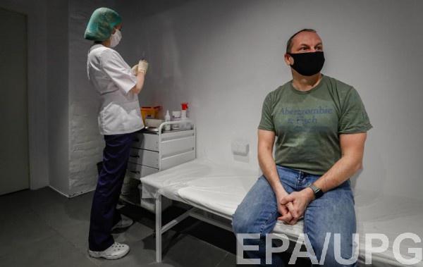 Вакцинация в России