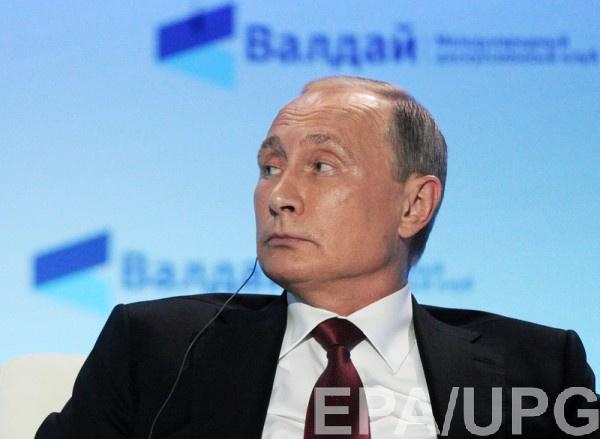 Во время дискуссии Путин заверил, что Россия будет придерживаться взвешенной риторики